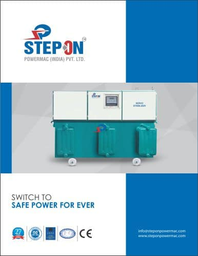 Stepon Brochure