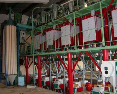 Flour Mills Engineering Units